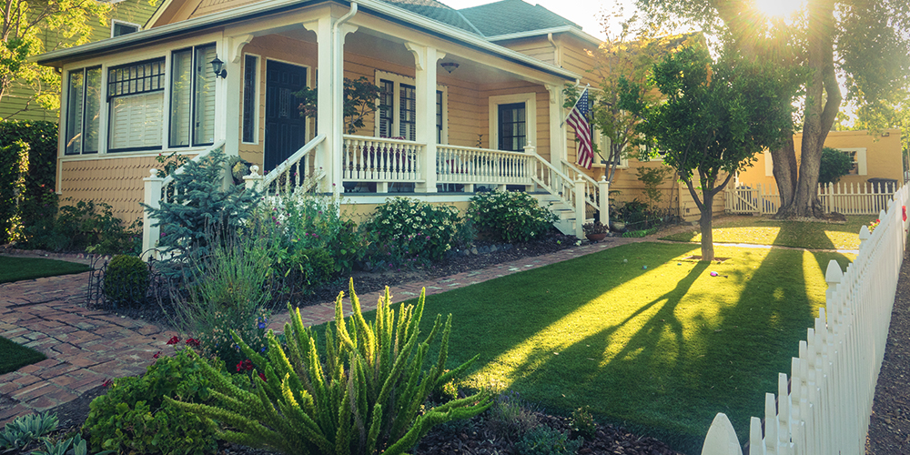 Americans Love Their Lawns